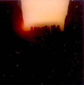 Ales Stenar Sonnenaufgang zur Wintersonnenwende
